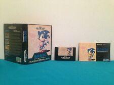 Sonic The hedgehog 1  Sega genesis International variant