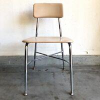 Mid Century Modern Heywood Wakefield Vintage Childs School Chair Hey Woodite MCM