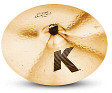 "Zildjian K Custom Dark Crash Cymbal 18"" - K0953"