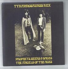 T. REX empty Prophets Seers Promo box for JAPAN mini lp cd marc bolan like new