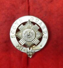 Scots Guars Pipers badge
