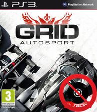 grid autosport para PS3