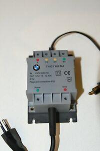 Chargeur batterie BMW