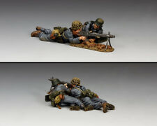 KING AND COUNTRY WW2 German Machine Gun Team WH077 WH77