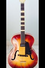 Hofner Archtop Jazz Guitar - Jazzgitarre Vintage - youtube samples