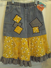 RARE Boutique DIY Cowgirl Custom Western Day Country Pants Jeans Girls Size 5t