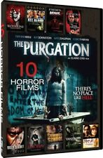 Purgation Horror [New DVD] 2 Pack