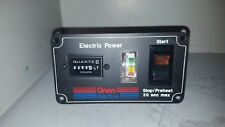 Onan Marine Remote Panel, 300-4546, 338-3170