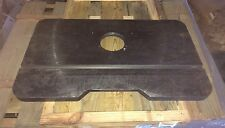 NOS Delta Rockwell Cast Iron Shaper Table p/n 432093910001, fits 43-355 T1