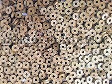 40 Pack of Coyote Tan Rubber Spacer 1/8