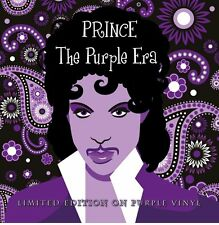 Prince - The Purple Era SEALED NEW! Import LP Rare Recordings