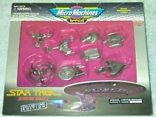Star Trek Micro Machines Space TV Series 2 Limited Edition Collectors new RARE