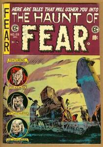 Haunt of Fear #28 EC Comics Restored Pre-Code Horror