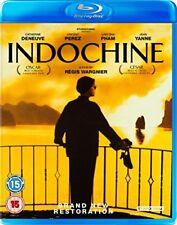 Indochine - New Restoration [Blu-ray] [2016] [DVD][Region 2]