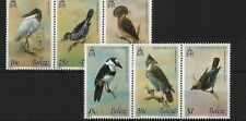 BELIZE SG561/6, 1980 BIRDS (4TH) MNH, CAT £45++