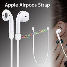 Silicona Cuerda Anti-perdida Protect Para  iPhone 7 & 7 Plus AirPods Auriculares