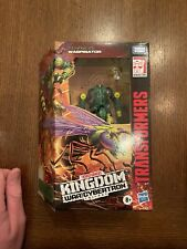 Hasbro Transformers Kingdom War For Cybertron Trilogy Waspinator New In Hand