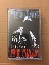 DJ RELL LOVE Root for the Villian Pt.2 CLASSIC NYC 90s HIP HOP Cassette Mixtape