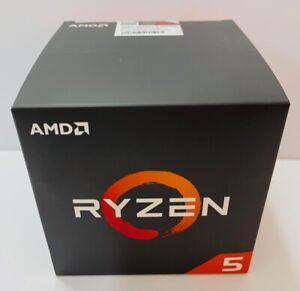 AMD Ryzen 5 2600X 6 Core 3.6GHz Processor with Wraith Cooler/Fan