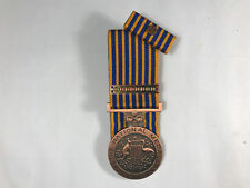 National Medal + 1 clasp + Ribbon Bar