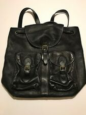 Bruno Magli Women's  Large  Leather Bag /Back Pack