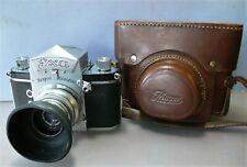 Ihagee Exa Spiegelreflex-Kamera mit Zeiss Tessar Objektiv - 50er-Jahre