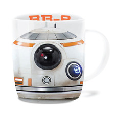 STAR WARS THE FORCE AWAKENS BB-8 CERAMIC BARREL MUG 400ML NEW CUP BOXED