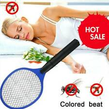 Electric Fly Insects Bug Zapper Bat Racket Swatter Bug Mosquito Wasp Pest-KIller