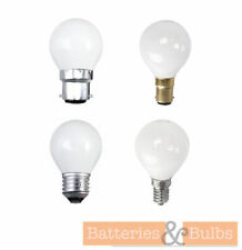 Golf Ball Incandescent Light Bulbs