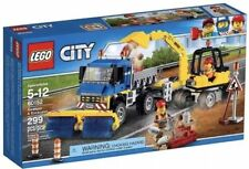 LEGO CITY Sweeper & Excavator Construction Site 60152 - NEW