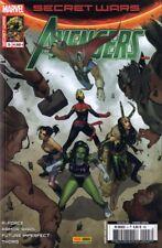 Secret Wars - Avengers N° 3 - Trahison   marvel