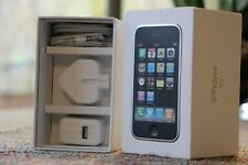 Box With All Original Sealed Accessories Apple iPhone 3G 16GB White No iPhone