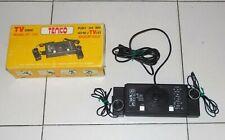 Console TENKO TV GAME Model PP-150 PONG in BOX Tennis Hockey Squash Magnavox