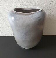 schöne große Vase - Karlsruher Majolika Serien Nr. 5899 - midcentury um 1950