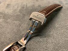 Cinturino Omega con chiusura Deployante