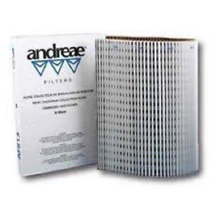 Paper Concertina Spray Booth Filter 0.9 x 9.14m AF923 HE / Binks Card filter