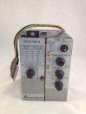 Allis Chalmers Switchgear Static Trip II Type TSI