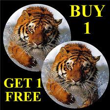 Tigre-Fun coche / la ventana de Sticker + 1 Gratis-Nueva-Regalo