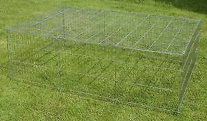Harrisons Appleby Small Animal/Chicken Run 180 x 120 x 60cm - 45599