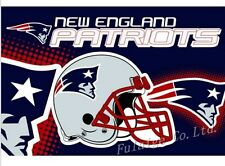 New England Patriots Flag, Banner,  3 x 5 ft