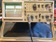 Goldstar Os9020a Analogue Oscilloscope 20mhz