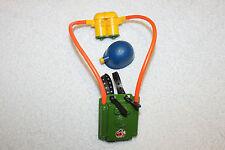 Vintage GI Joe Laser Rescue - Rubber Strap Variation - complete (1972)