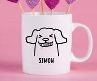 Funny Dog Mug Dog Gift Dog Mom Mug Dog Dad Mug Dog Lover Coffee Cup Dog Owner