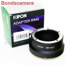 Kipon Nikon F mount AI AI-s lens to Nikon Z mirrorless adapter for Z6 Z7 Z50