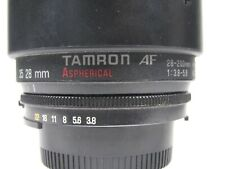 Tamron AF 28-200mm f/3.8-5.6 ZOOM lens for Nikon Tested with sample photos