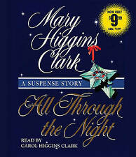 All Through The Night: A Suspense Story by Clark, Mary Higgins