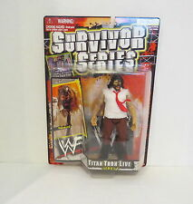 WWE WWF SURVIVOR SERIES TITAN TRON LIVE SERIES 1 MANKIND ACTION FIGURE