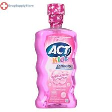 Act Kids Anti-cavity Bubble Gum 16.9oz