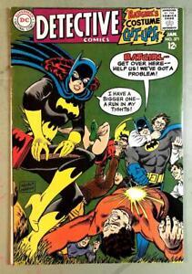 DETECTIVE COMICS 371 (7.5) NEW BATMOBILE, GARDNER FOX, BATGIRL(SHIPS FREE) *