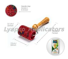 Full Body Massager Roller UNIVERSAL M Acupuncture Acupressure Applicator Lyapko